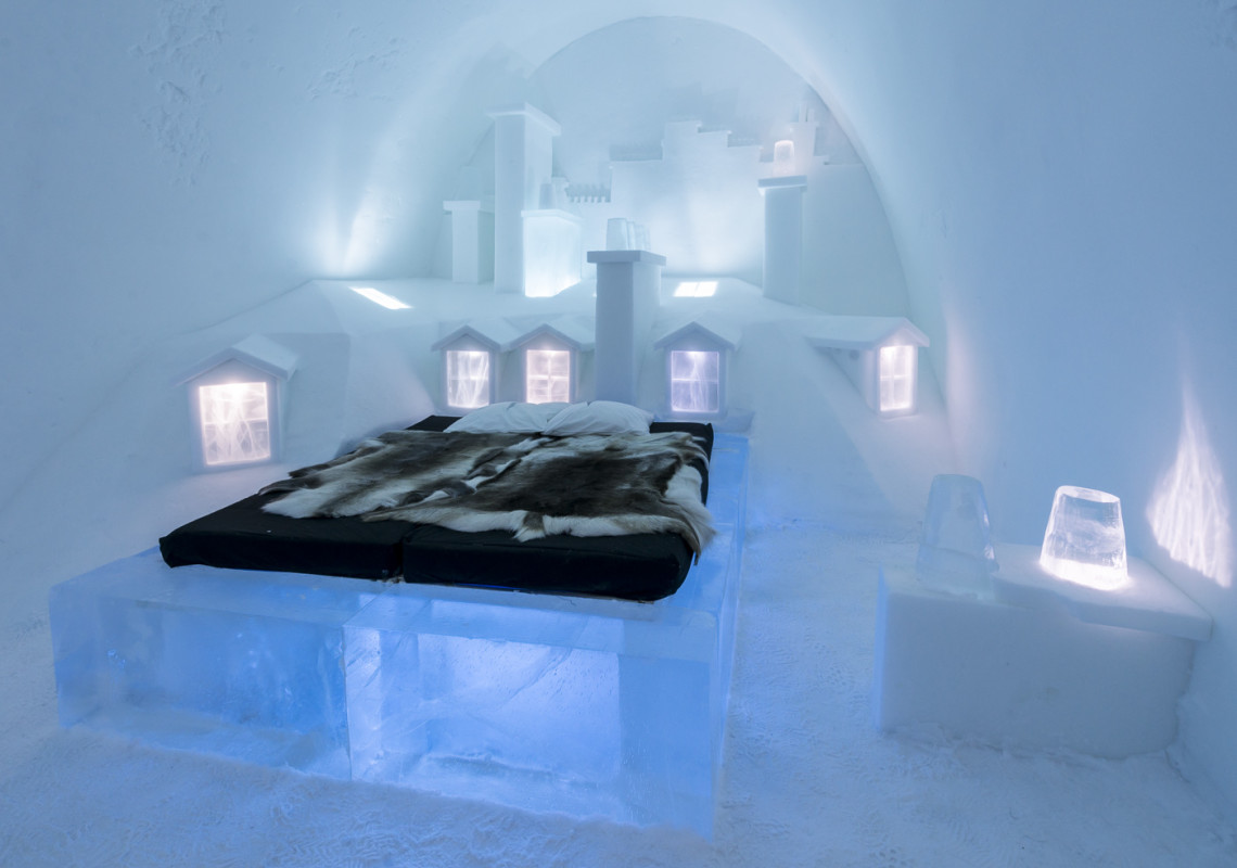 Icehotel - Best Ice Hotels