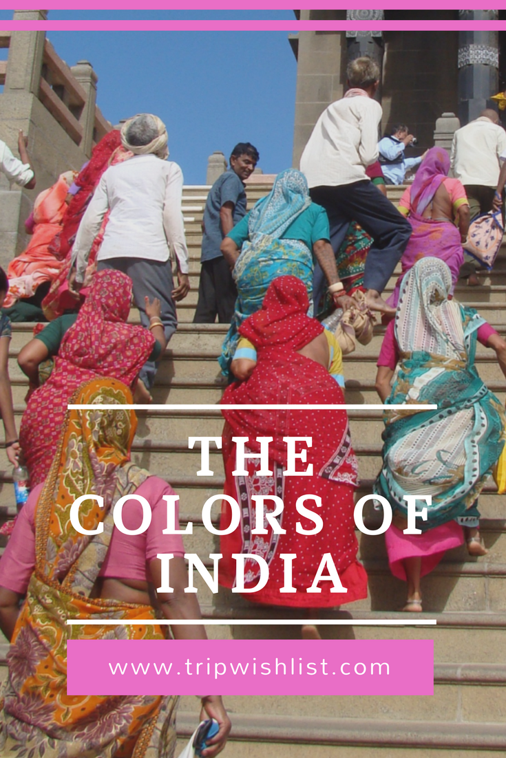 Pinterest - The Colors of India