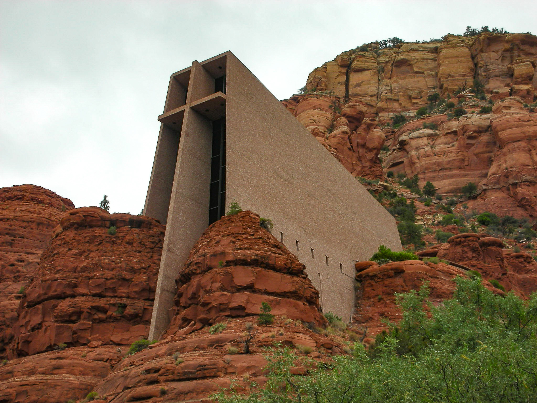 Chapel of Holy Cross, Sedona - Visit all 50 states - Best things to do in each state
