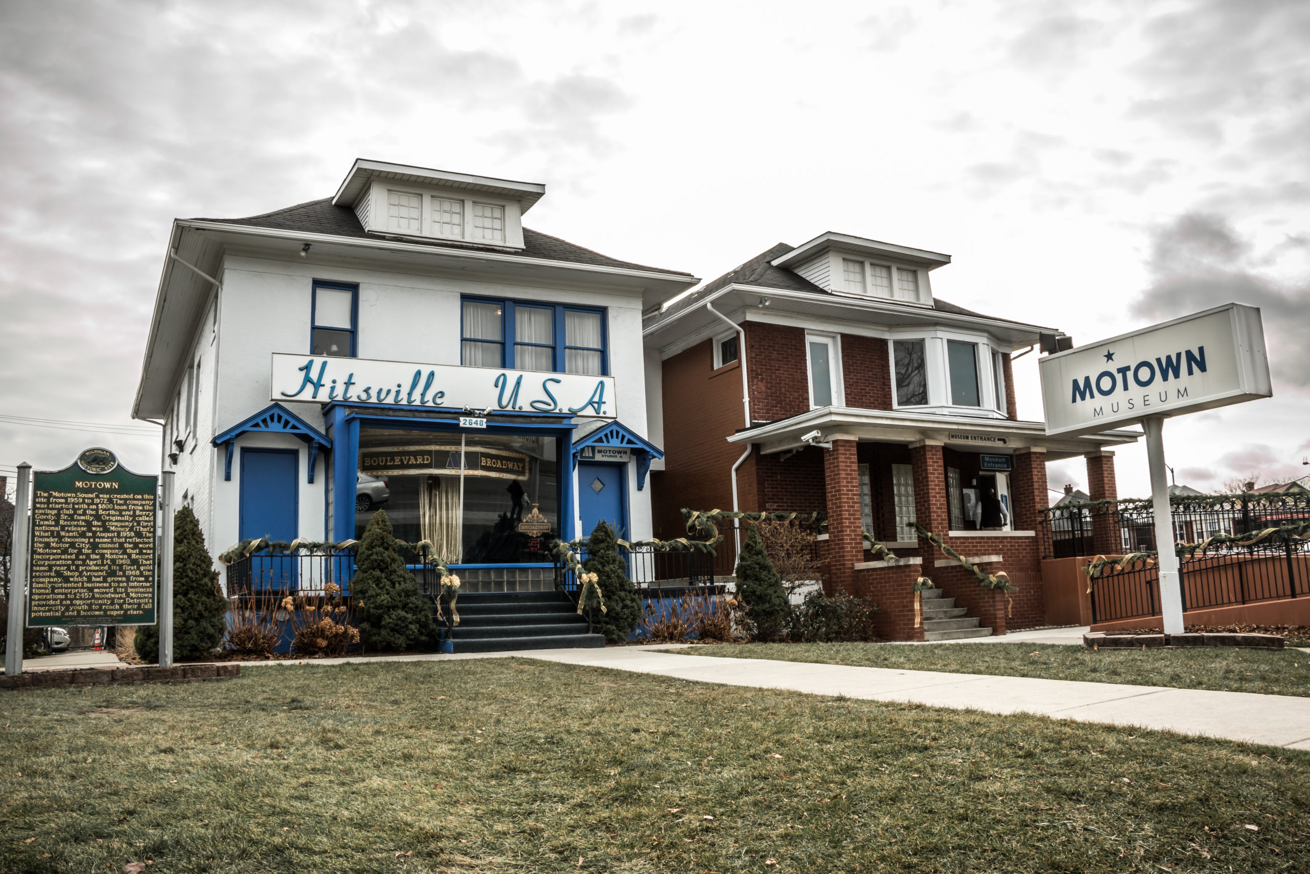 Motown - Visit all 50 states - Best things to do in each state