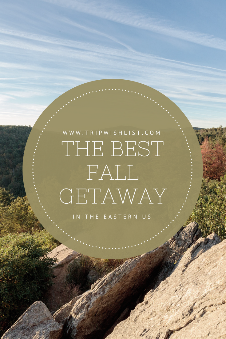 Pinterest - The Best Fall Getaway