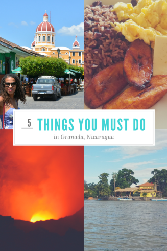 5 Things You Must Do in Granada, Nicaragua