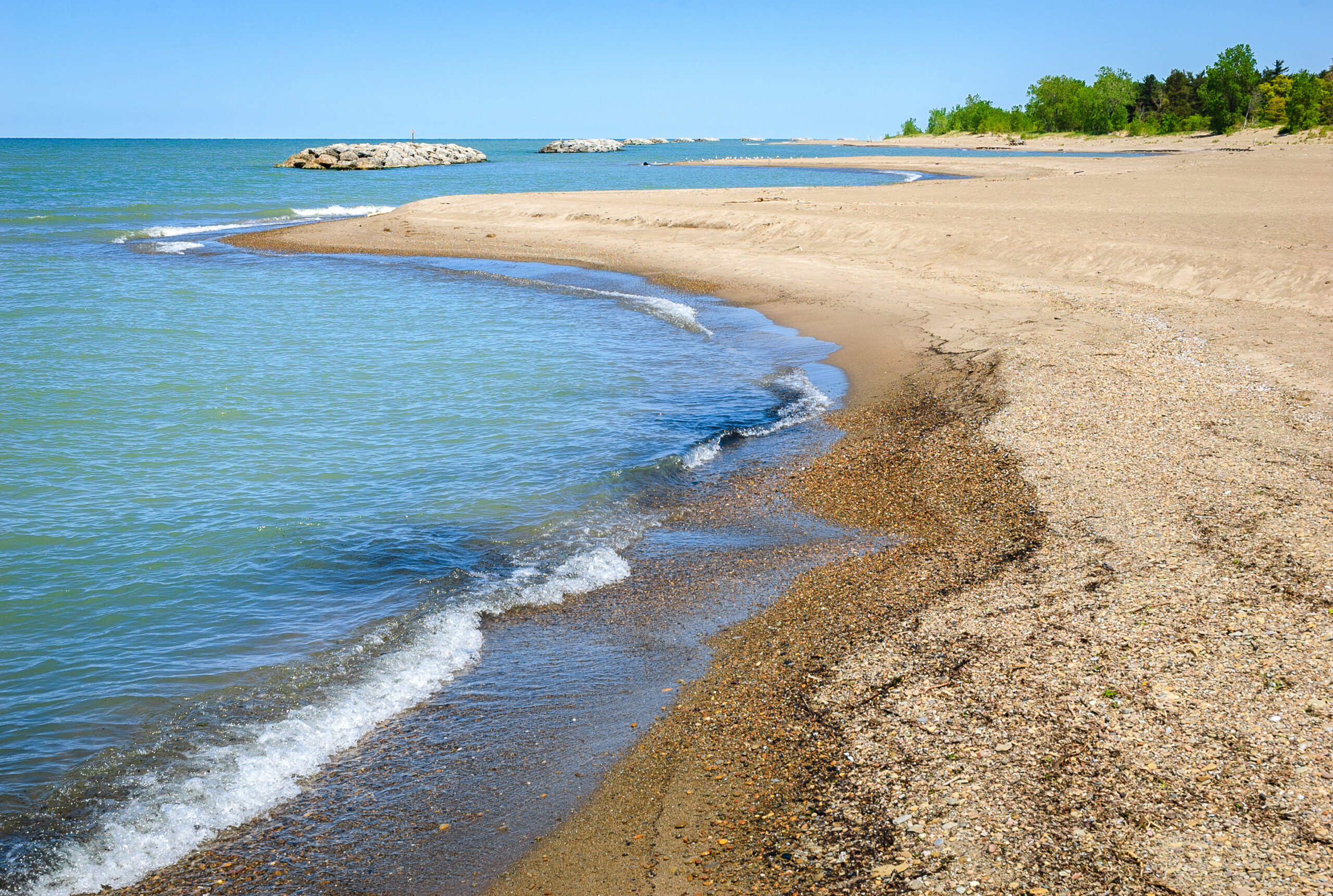 Presque Isle State Park - American Midwest Beaches