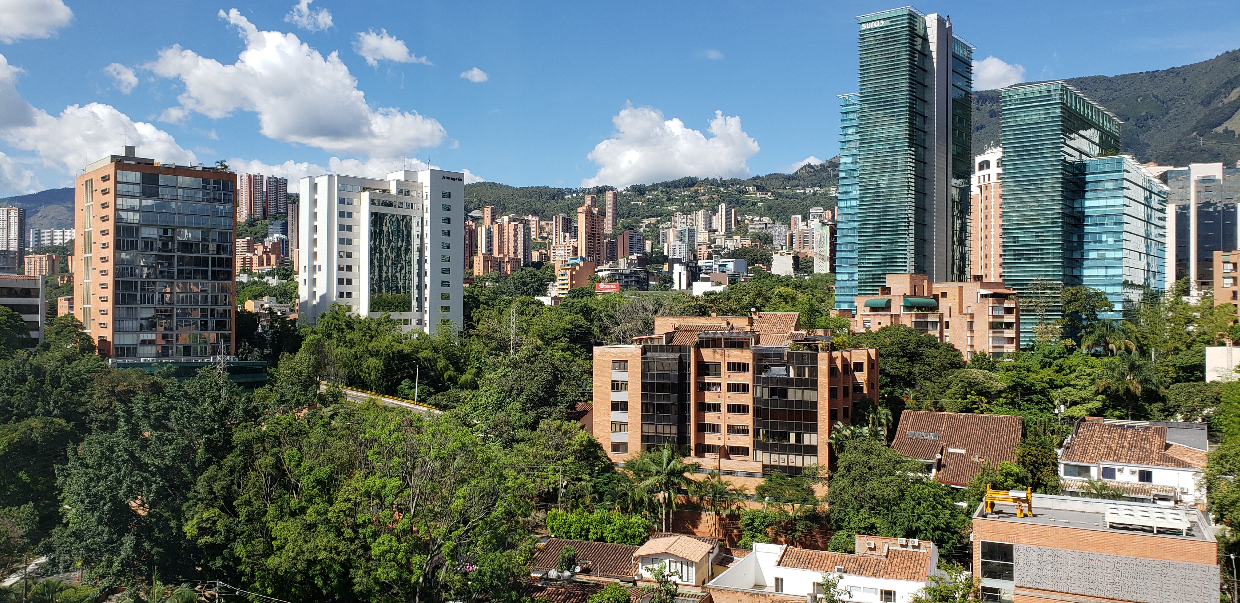 View of Medellin - Why Visiting Medellin Should Be on Your Wish List
