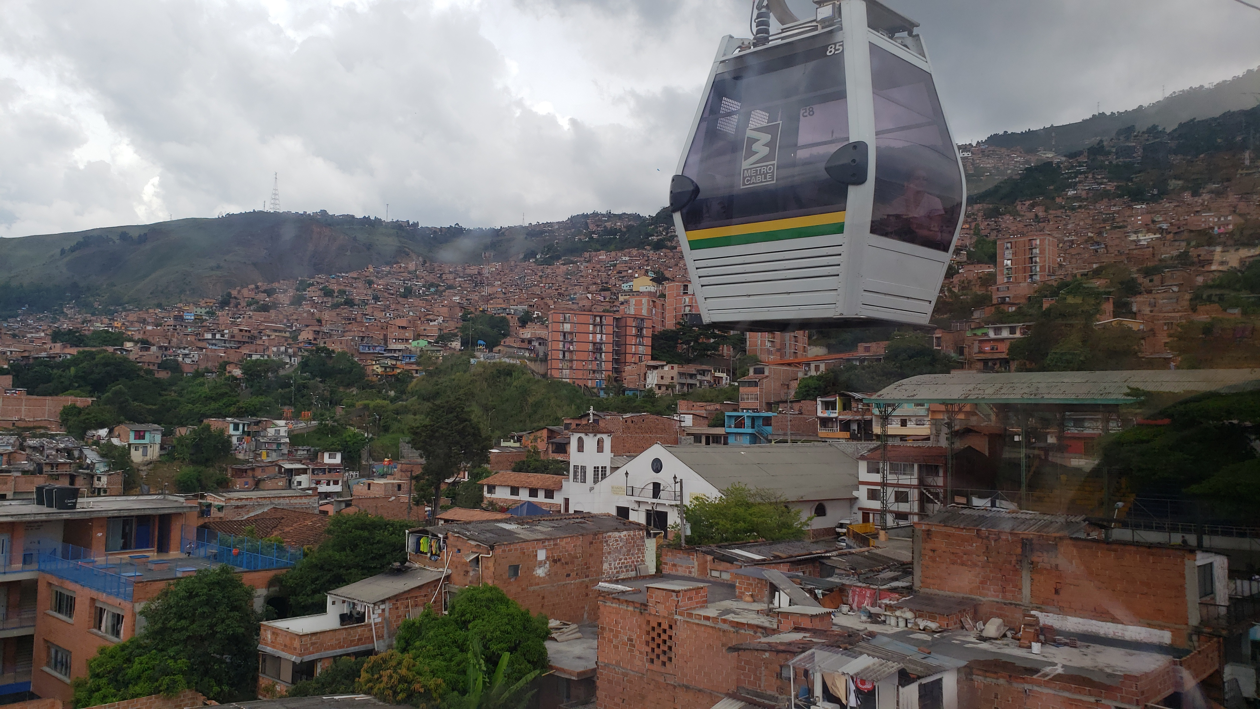 Medellin Metrocable - Why Visiting Medellin Should Be on Your Wish List