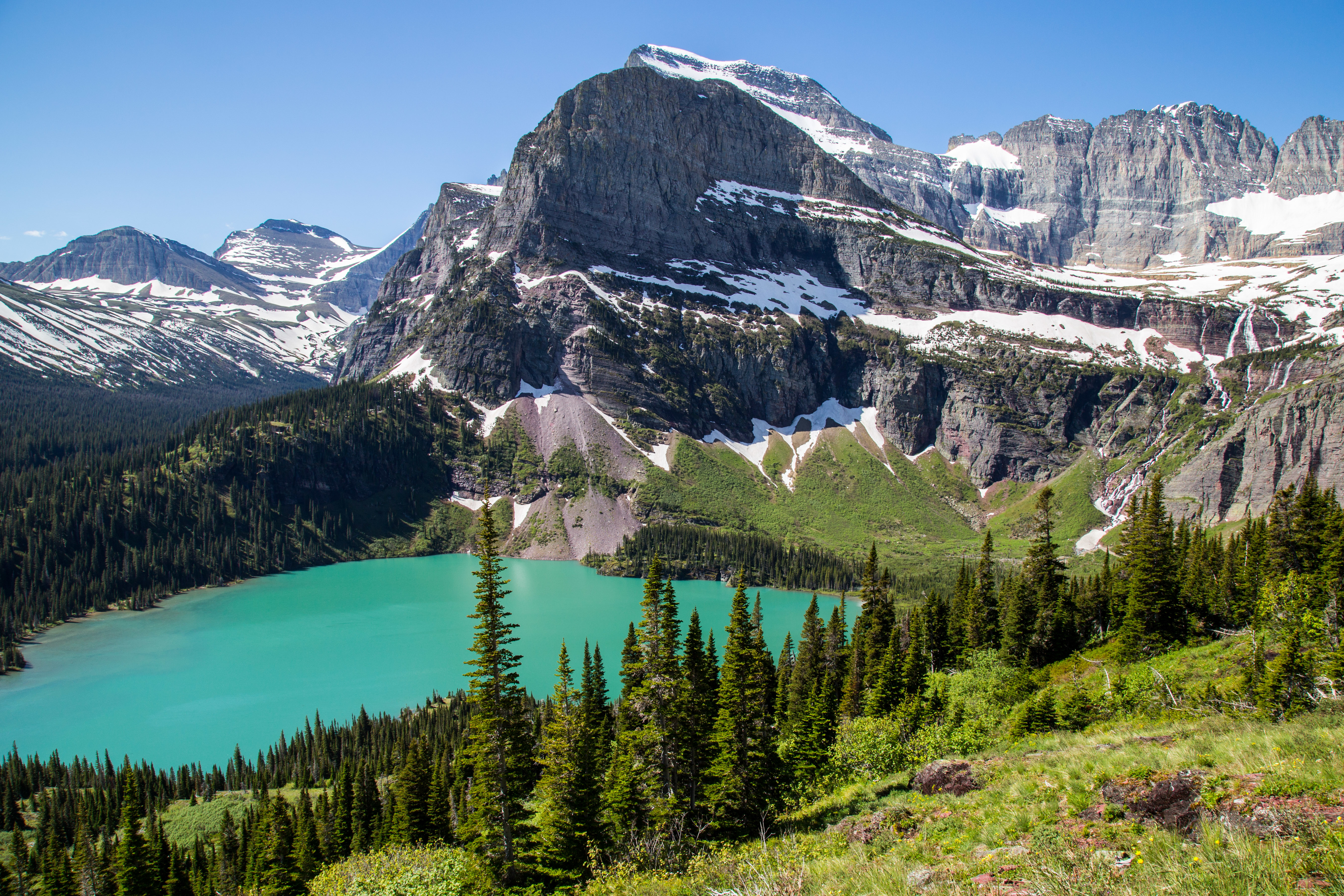 Glacier National Park - Self Drive Tours in the USA