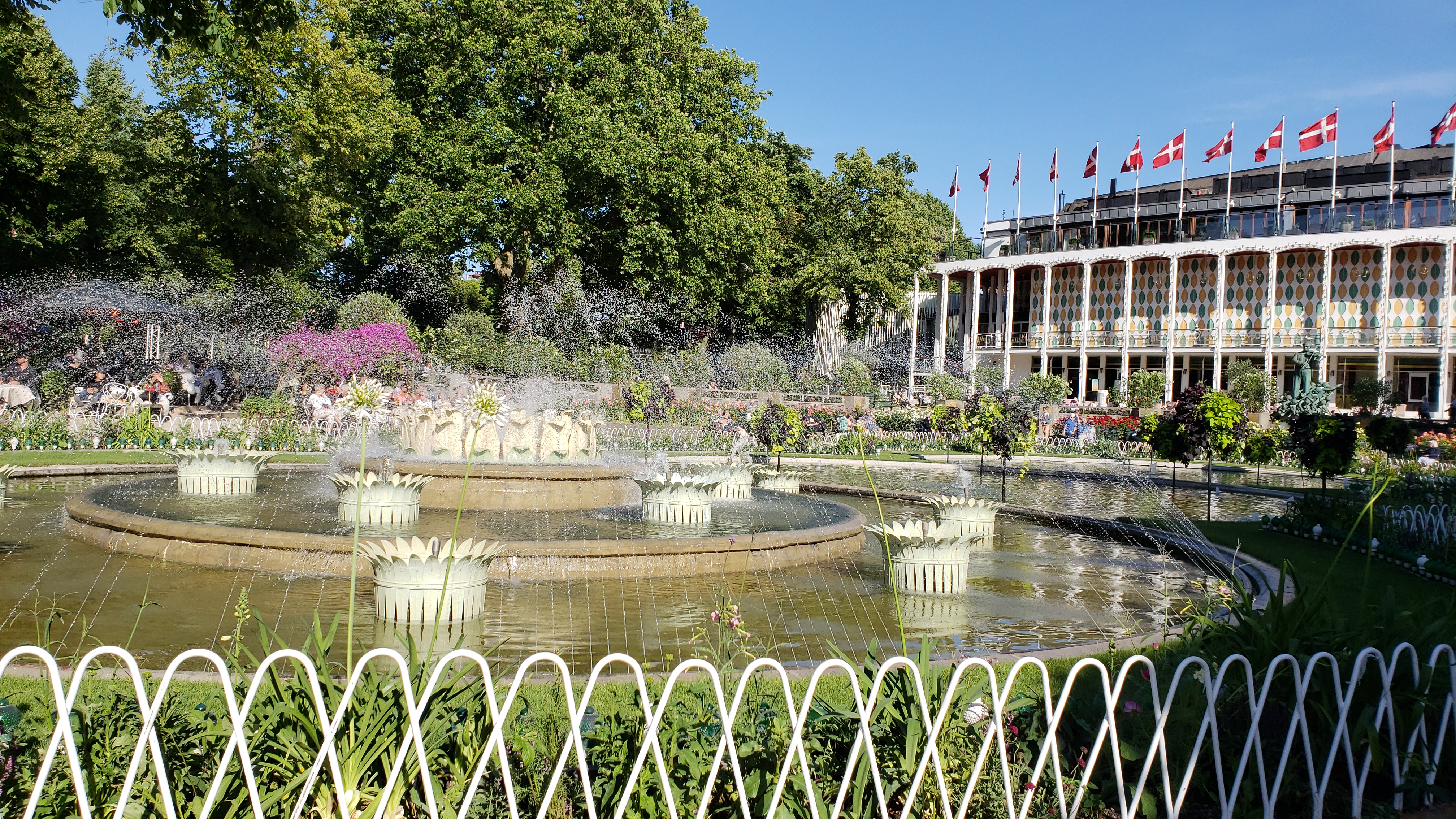 Tivoli Gardens - Places to Visit During the Holidays