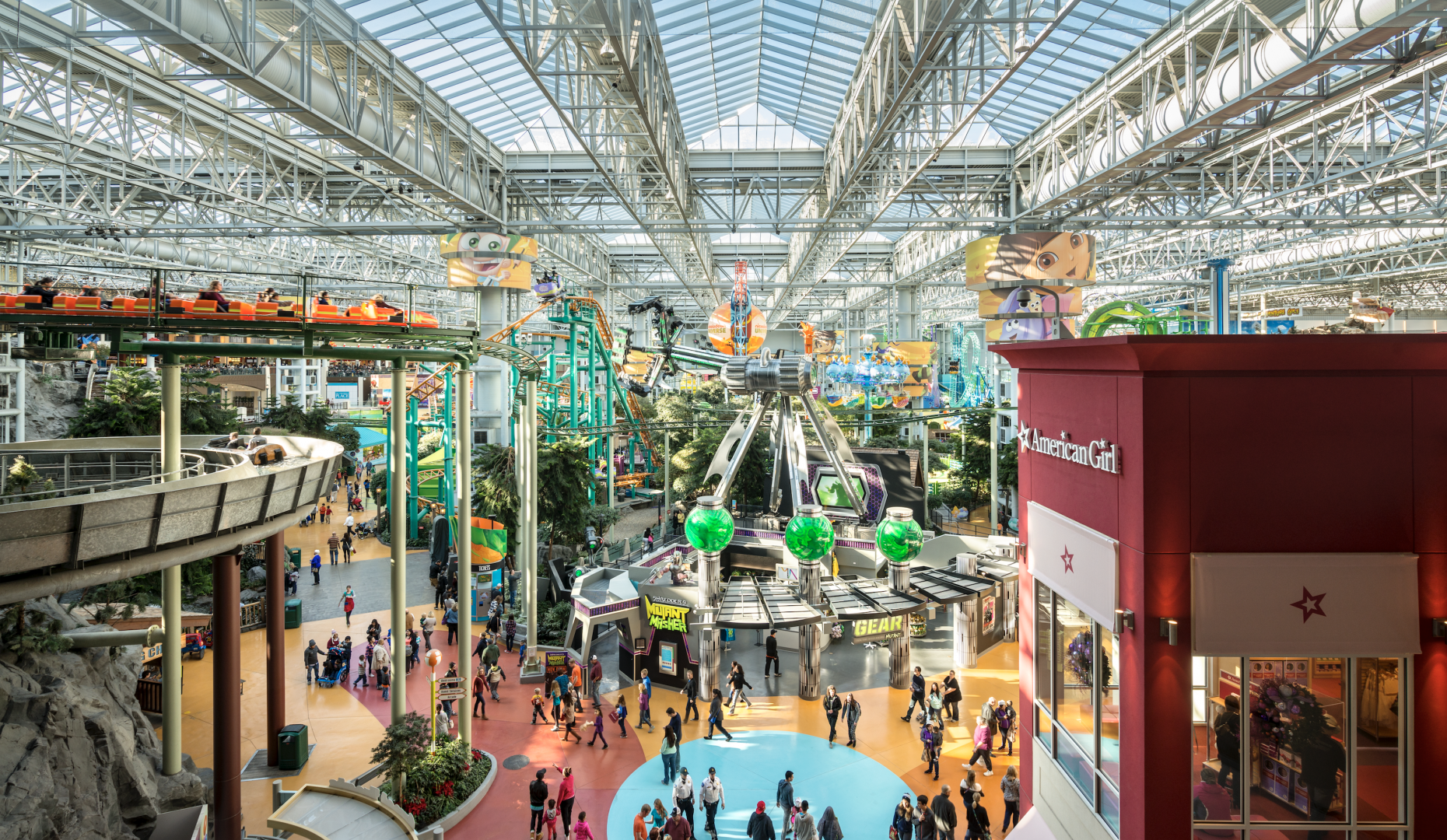 Mall of America - Places to Visit During the Holidays