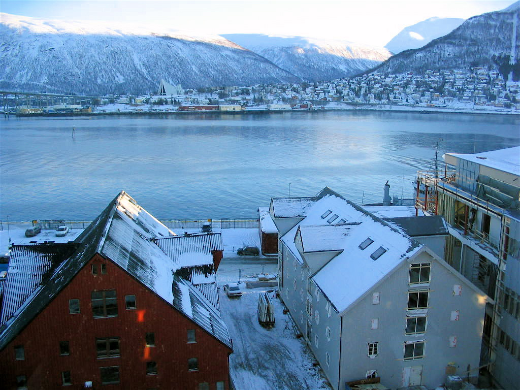 Tromso - Places to Visit During the Holidays