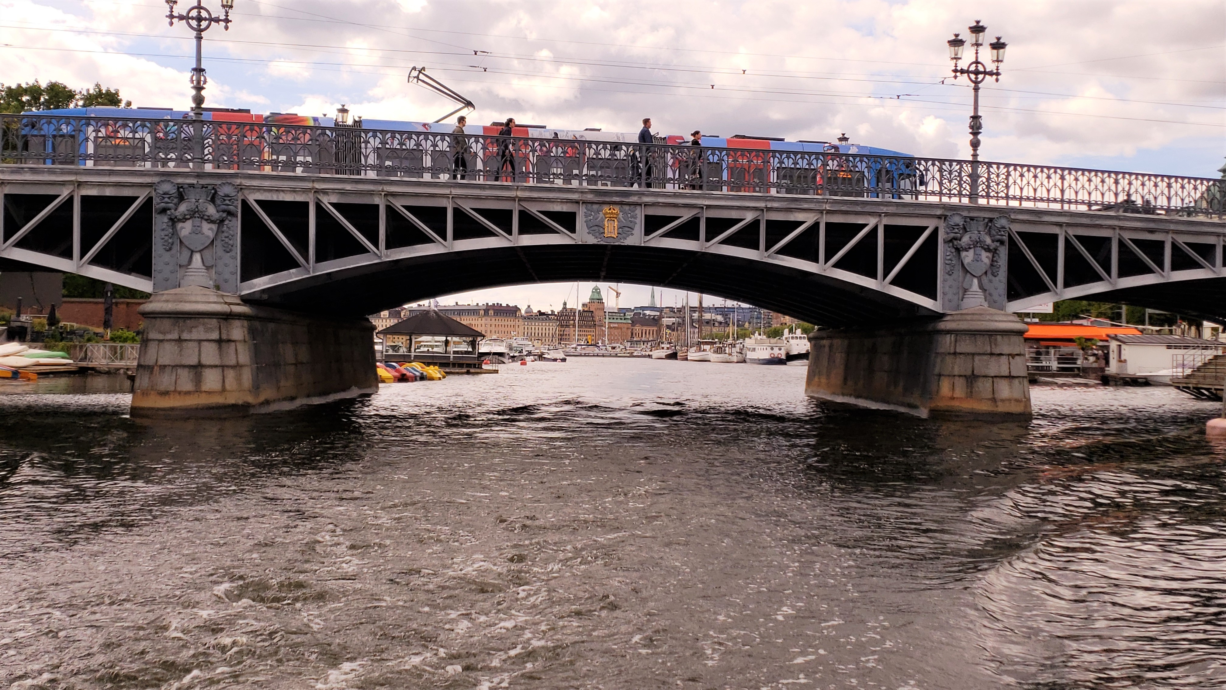 Canal Cruise - Stockholm - 3 Days in Stockholm