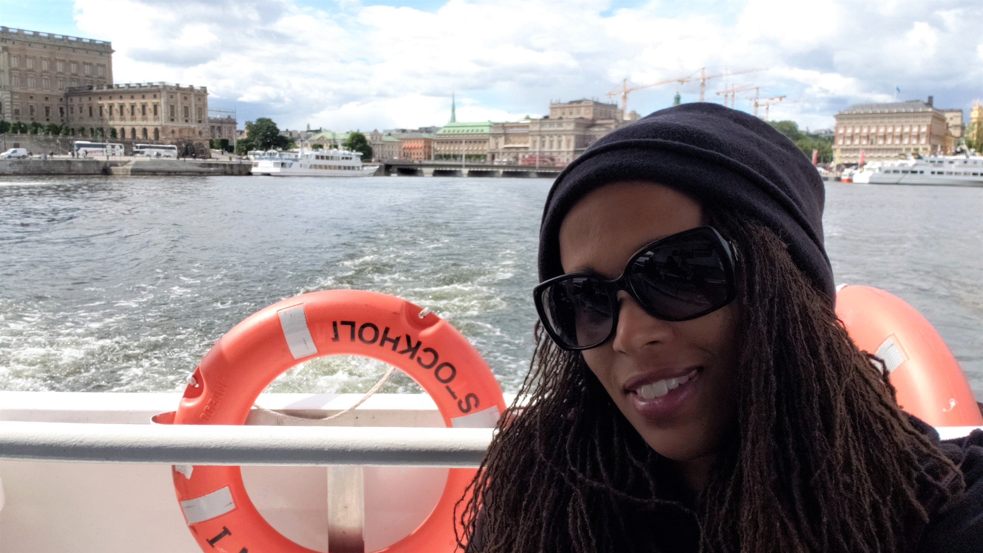 Canal Cruise in Stockholm - 3 Days in Stockholm