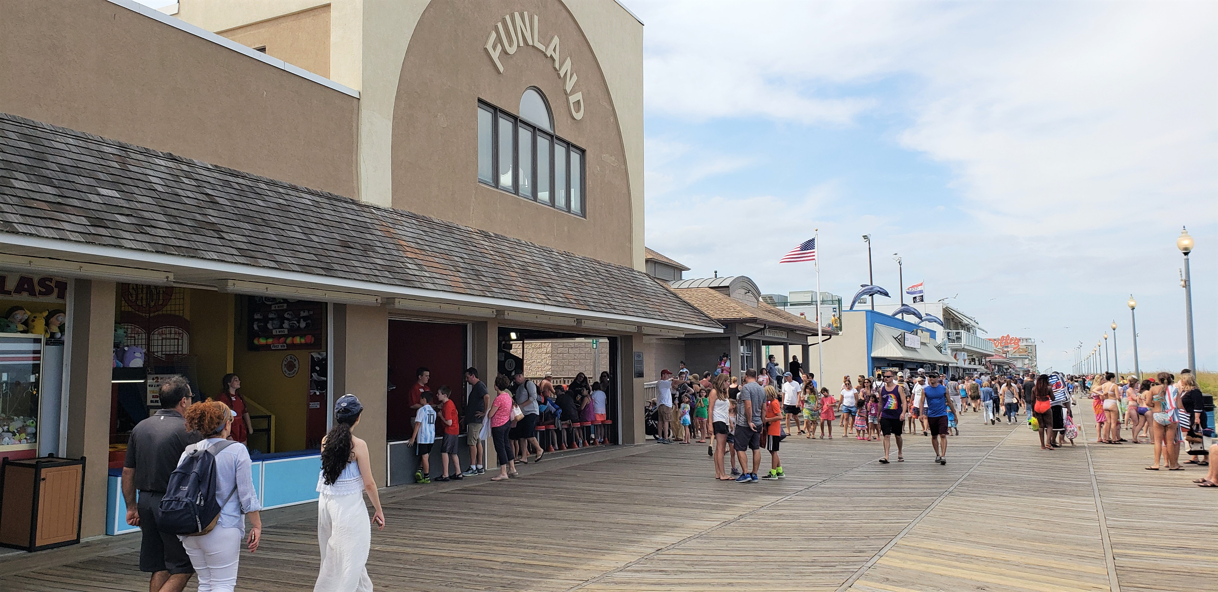 Rehoboth Beach boardwalk - Things to Do in Rehoboth Beach