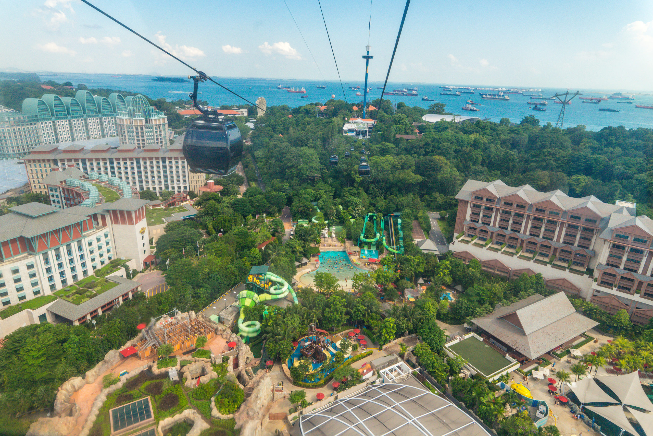 Sentosa Island - How to Spend 3 Days in Singapore