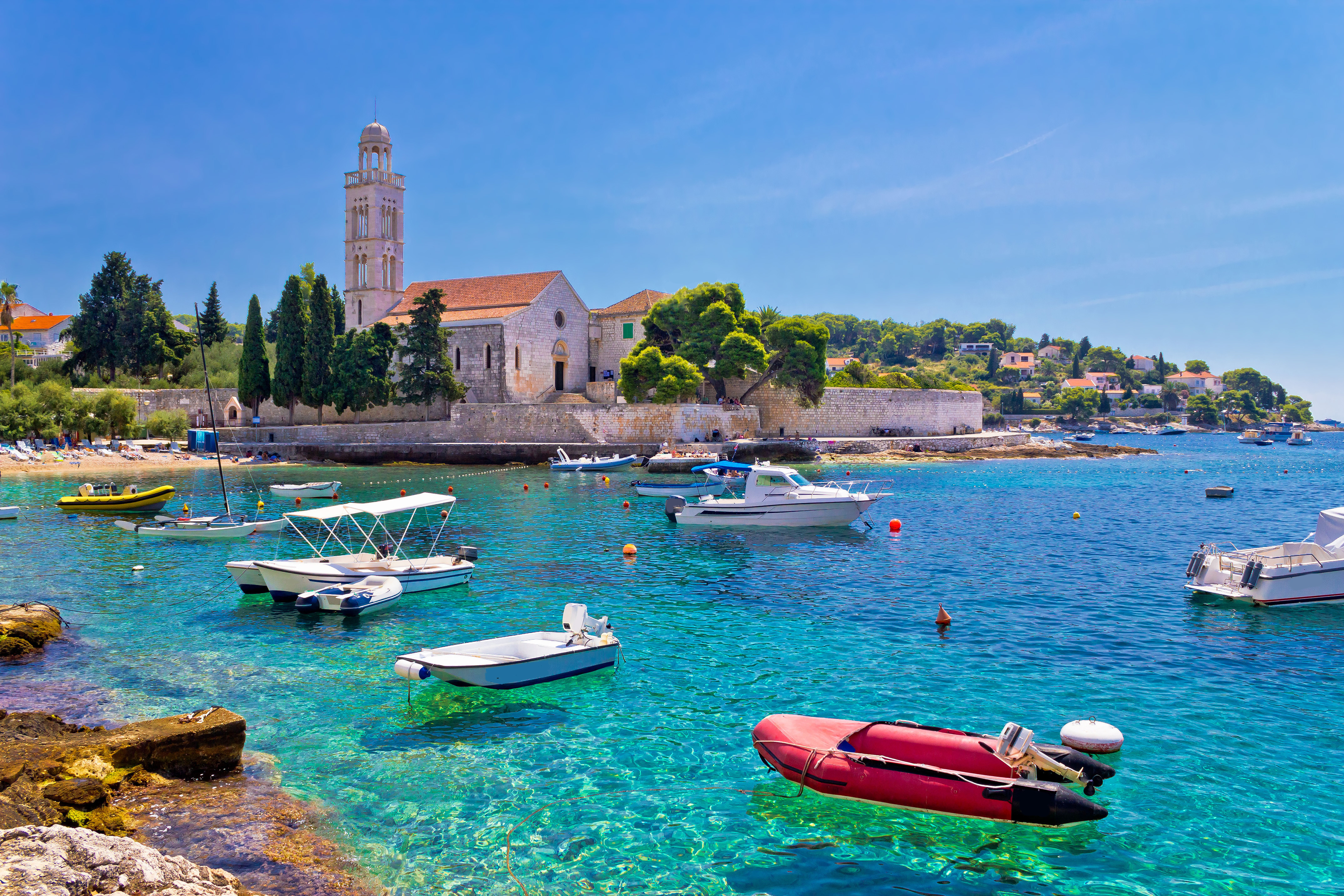 Hvar, Croatia - Best Croatian Island Hopping Itinerary