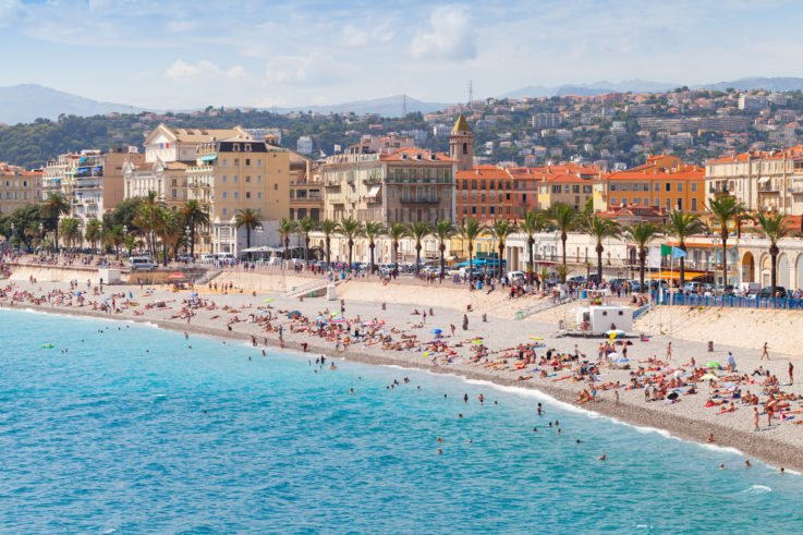 Nice, France - French Riviera itinerary