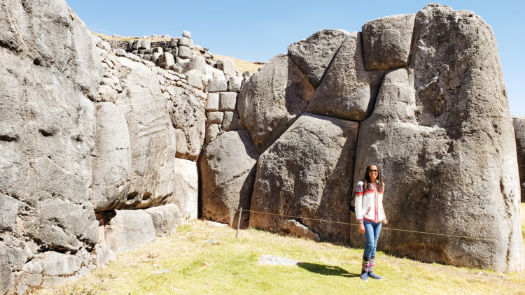 Sacsayhuaman ruins in Cusco - The Best 7-Day Machu Picchu Itinerary