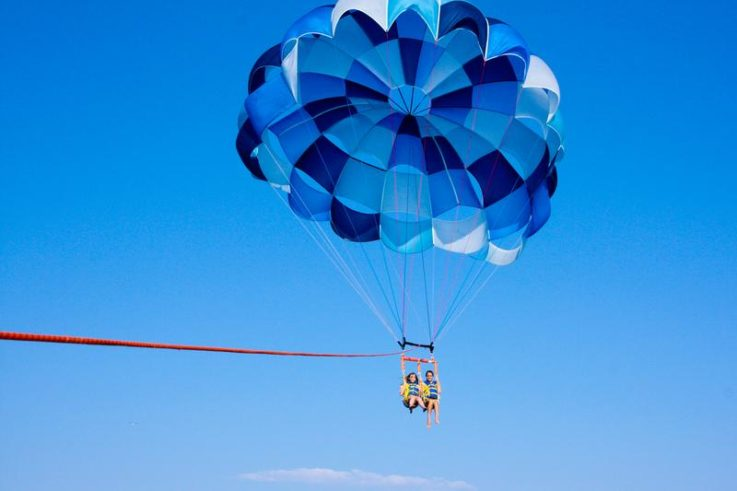 Parasailing - Water Activities in Destin