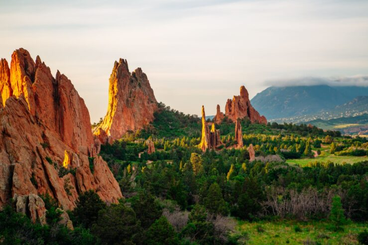 Garden of the Gods in Colorado - Visit All 50 States