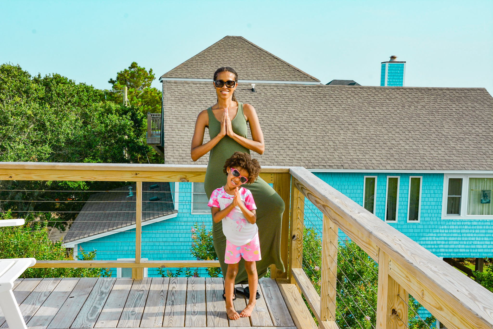 Yoga - Outer Banks Beach - Vacation Rentals