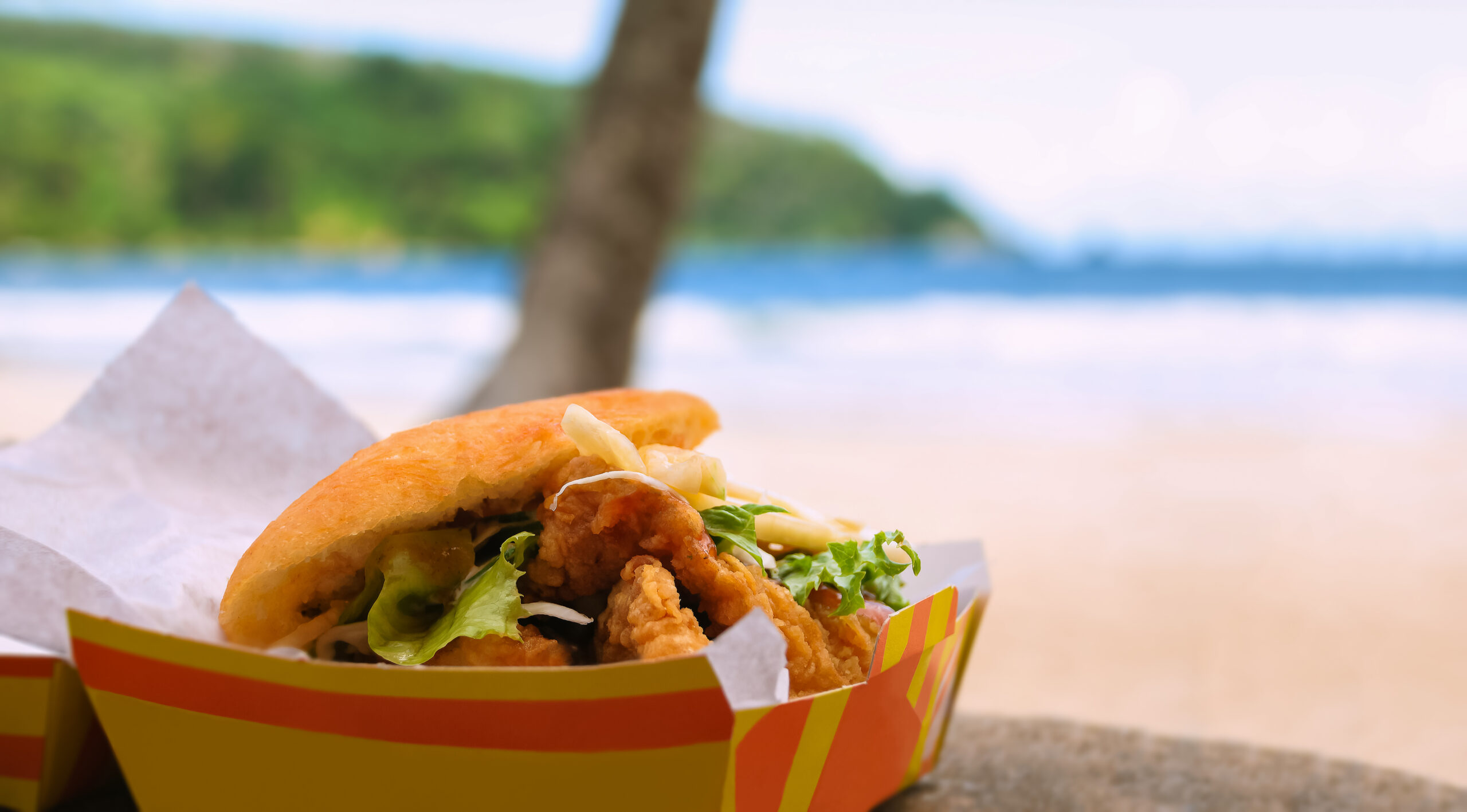 Bake and Shark - Best food in the Caribbean