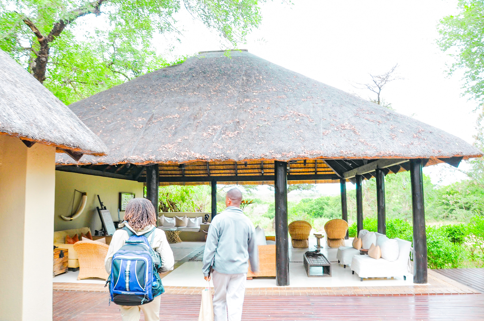 Lion Sands Lodge - Outdoor Escape