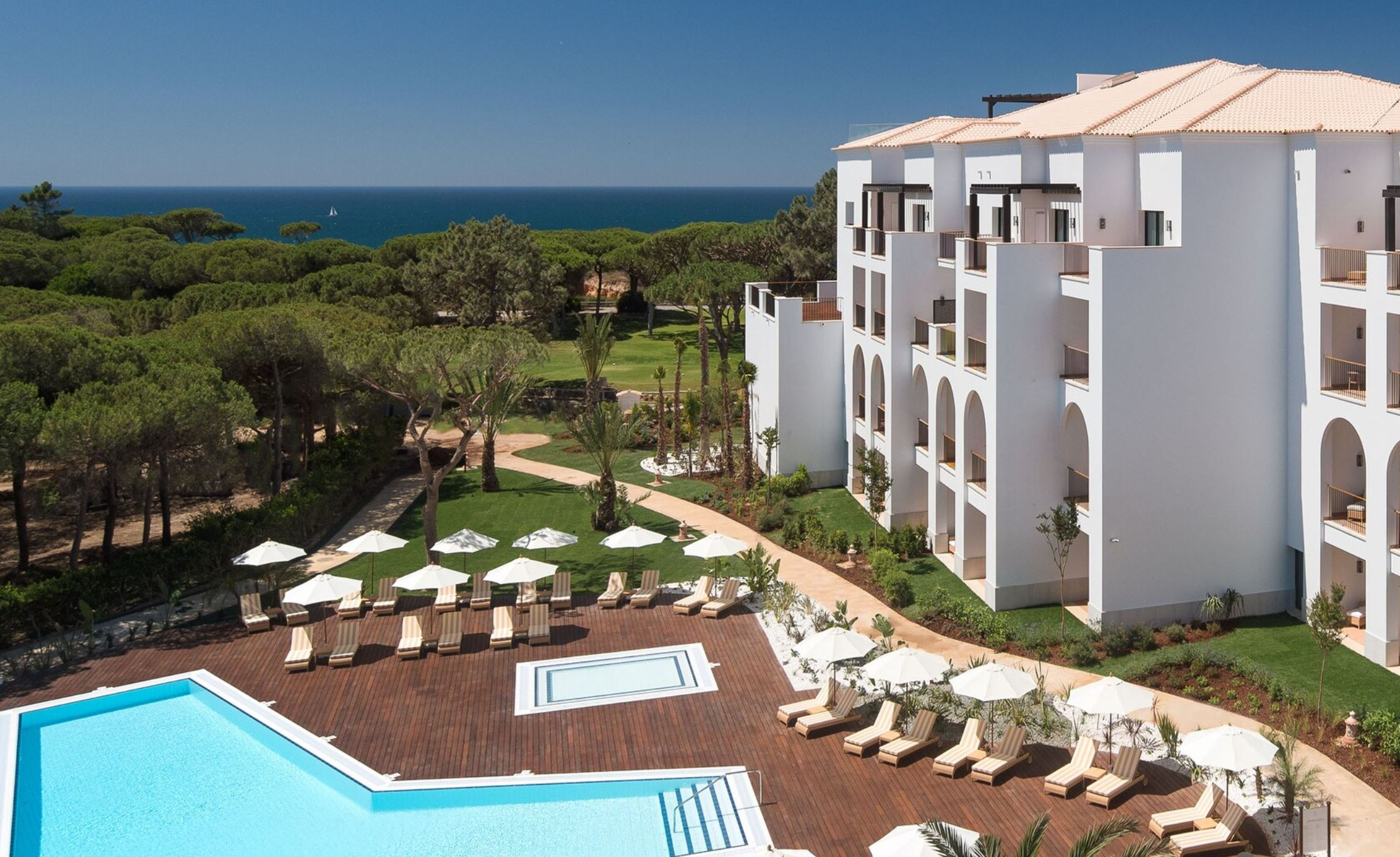 Pine Cliffs Resort - Top Portugal Resorts and Best Places to Stay in Portugal