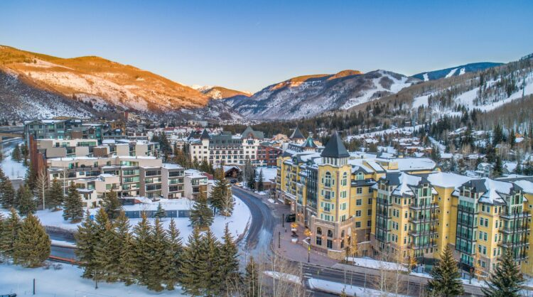 Vail, CO - Best winter destinations in the US