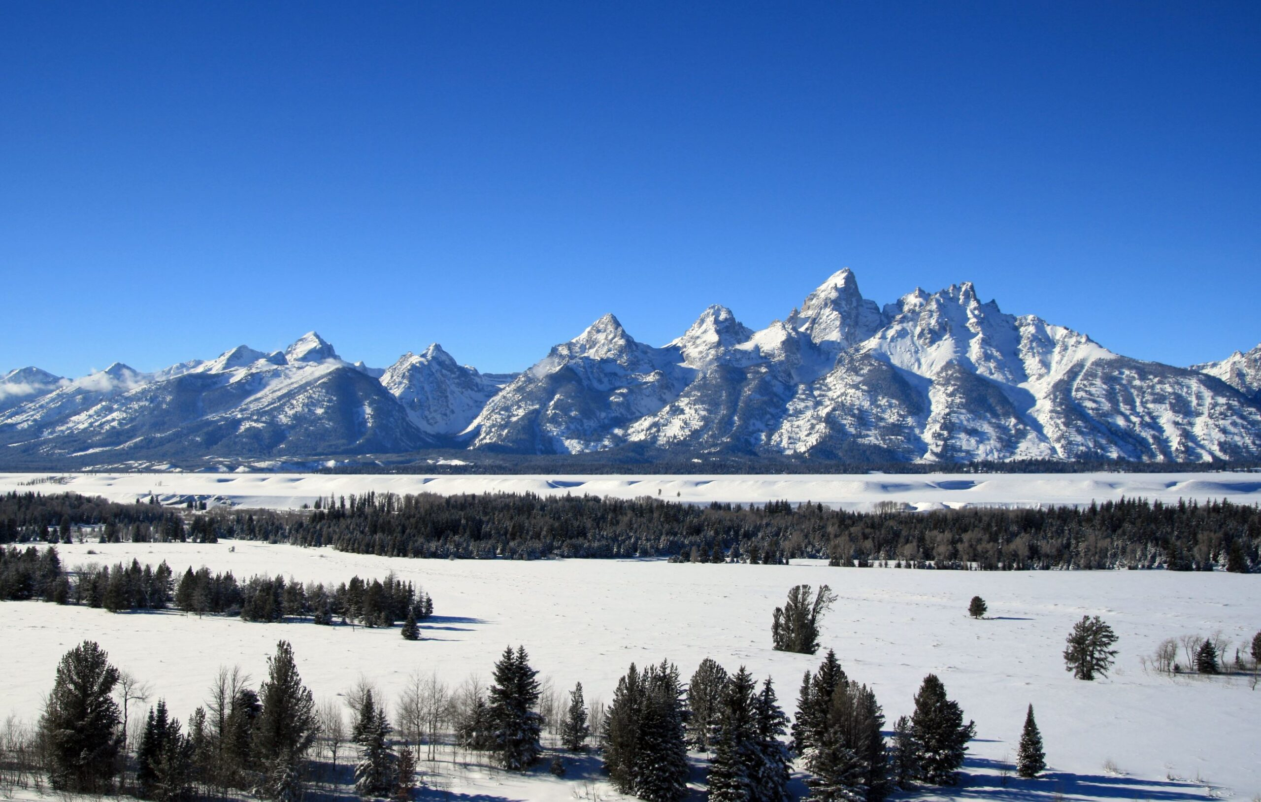 Jackson Hole, WY - Best Winter Destinations in the US